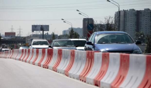 С 28 июля по 30 сентября ограничат движение транспорта в районе Русаковской набережной
