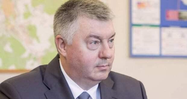 Начальника погрануправления ФСБ по Крыму госпитализировали с коронавирусом