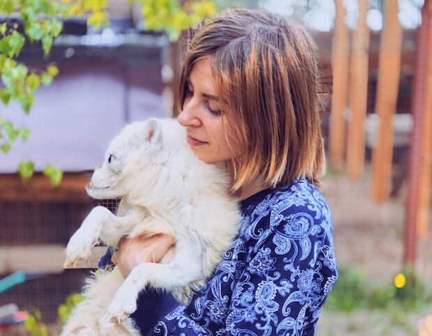 Даша Пушкарева: я знаю точно, что если не помогу, животное убьют!