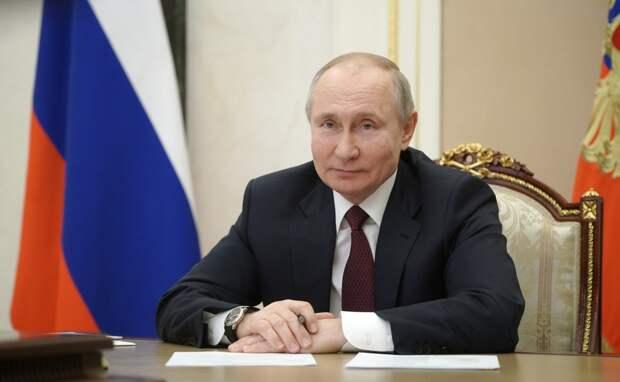 Путин назвал модернизацию водоснабжения в Крыму приоритетной задачей