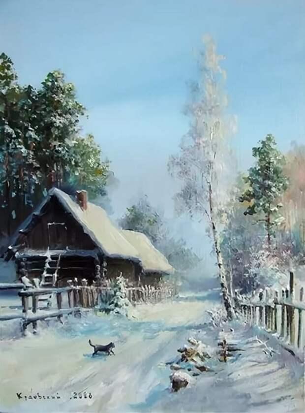 художник Владимир Краевский картины – 63