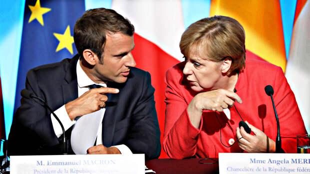 В Киеве назвали Францию и Германию «соучастниками российской агрессии»