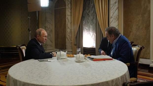 Интервью Путина Оливеру Стоуну. Полный текст