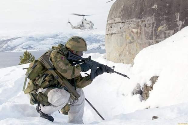 Норвегия решила обезопасить Крайний Север от России