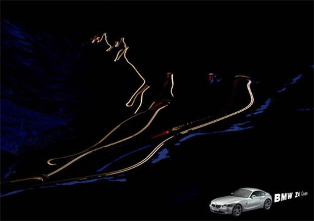 Светлый путь BMW Z4 Coupe