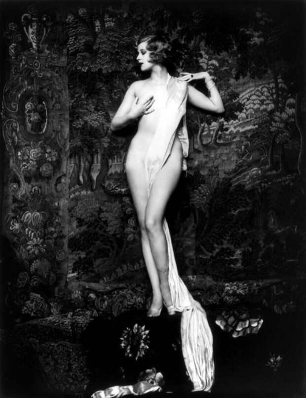 Утончённая эротика XX века