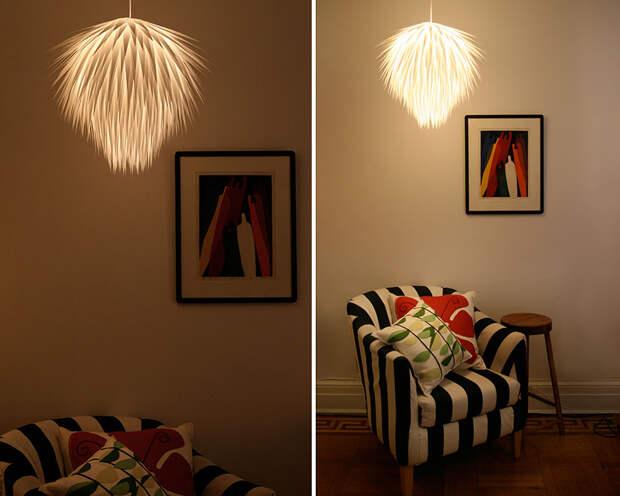 diylamps41 21 идея изготовления светильников и люстр из повседневных предметов