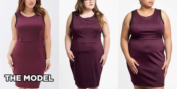 Размер 3X, вид спереди интернет, полные женщины, шопинг
