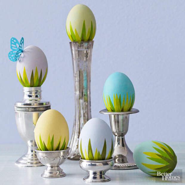Как украсить яйца на Пасху, чтобы было «не как у всех» - 28 идей - 12