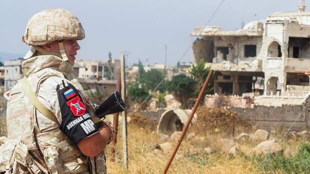 300 российских военных усилят наблюдательные посты в провинции Эль-Хасеке