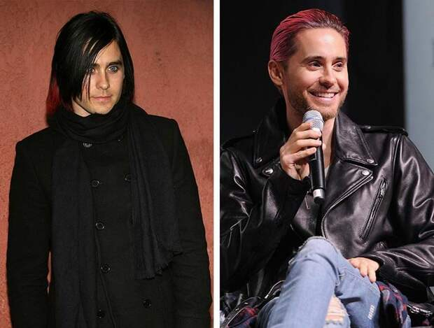 Как популярные рокеры середины 2000-х выглядели раньше и как они выглядят сейчас