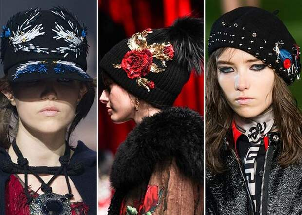 Модные головные уборы: 5 актуальных трендов этого сезона