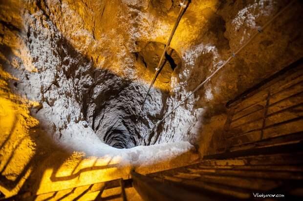 Ученые полагают, что город уходит гораздо глубже под землю. история, факты
