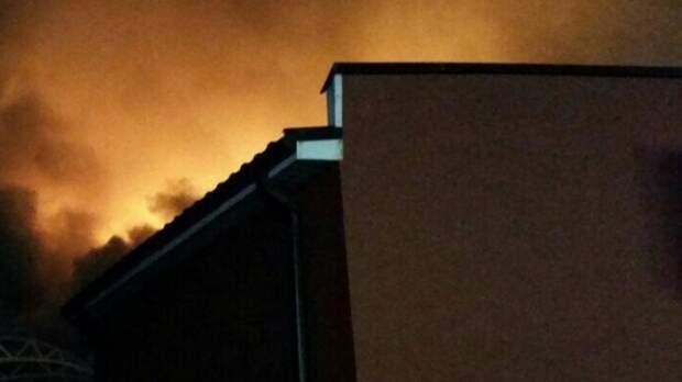 Петербургские полицейские задержали поджигателя кафе в Красносельском районе