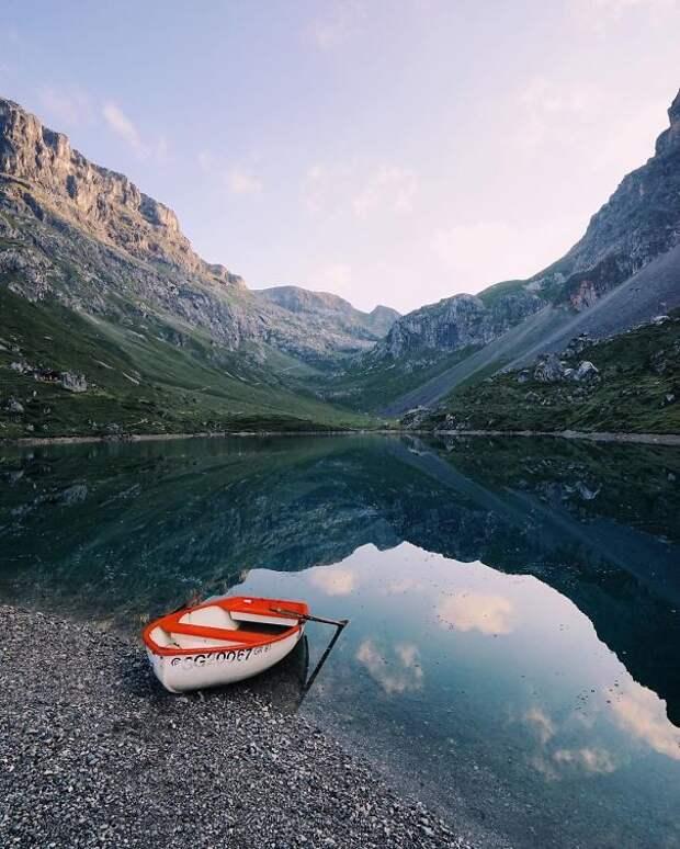Фотопутешествие по Швейцарии в серии тревел-фотографий