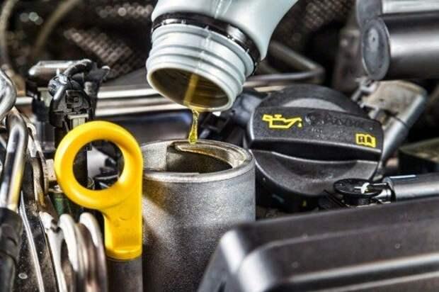 Цены на моторное масло за год подросли до 34%