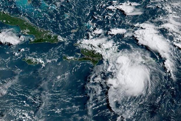 В Нью-Йорке объявлена мобилизация в связи с ураганом