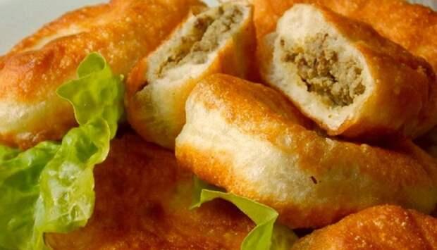 Пирожки с мясом «Советские»: раскрываем секрет сочной начинки