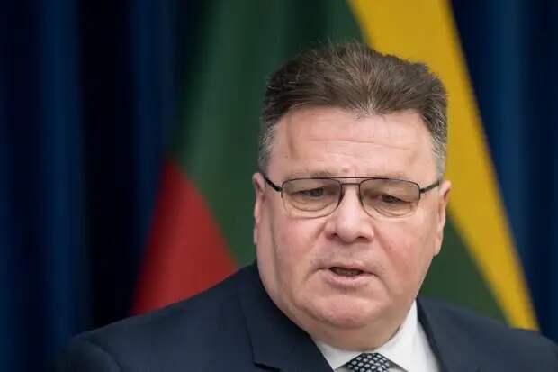 Литва разочаровалась в ЕС из-за Белоруссии