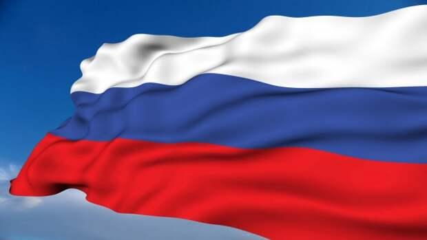 Российские флаги всё чаще появляются в Киеве