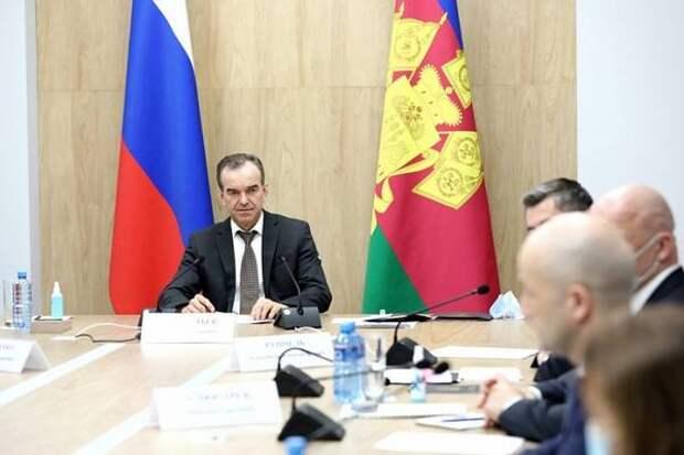 Губернатор Кубани: Иностранные компании инвестировали в экономику края 5 млрд долларов