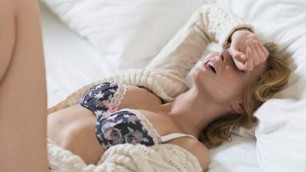 Малоизвестные и необычные эрогенные зоны на теле женщины