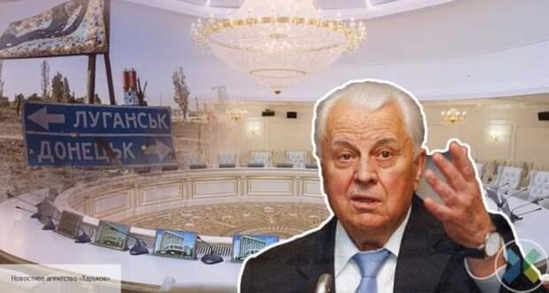 Кравчук требует применить к РФ «силу и давление»