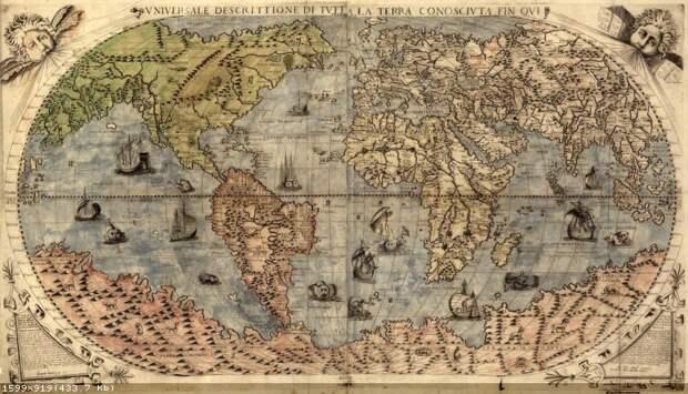Потерянные города и древние цивилизации.
