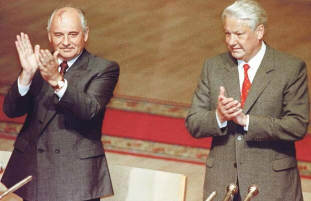 """Горбачев: """"25 лет назад я пытался спасти СССР, но Ельцин меня предал"""""""