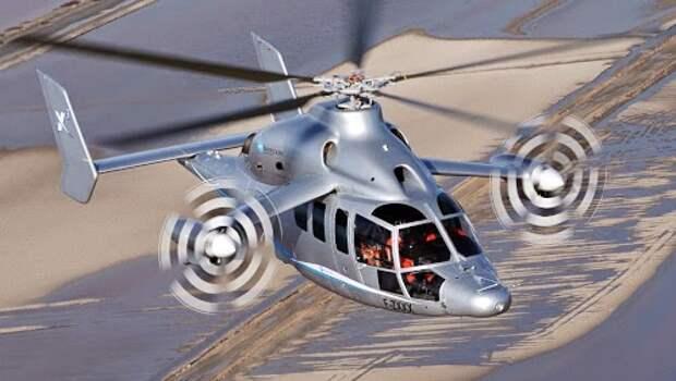 Самые  быстрые вертолеты в мире (подборка)
