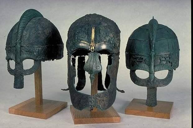 Самые дорогие шлемы. Часть двенадцатая. Вендельские шлемы