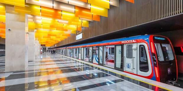 Новая линия метро пройдёт по территории Хорошево-Мневников