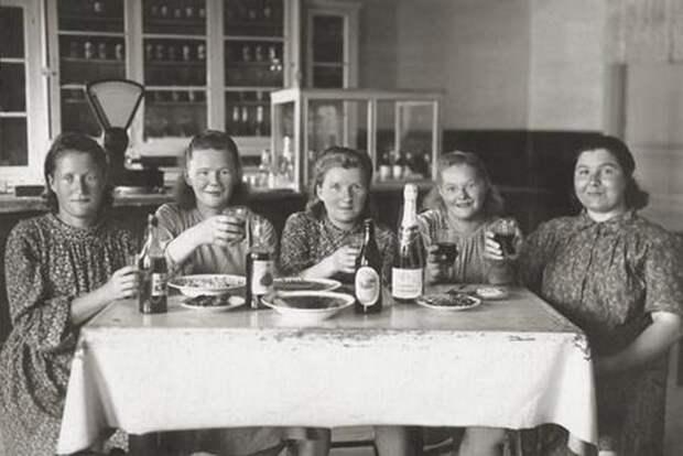 Как выпивали в СССР...