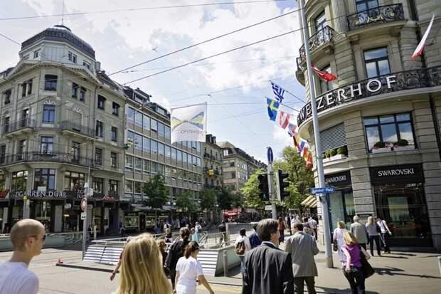 Топ-10 самых дорогих улиц мира: цена коммерческой аренды за 1 кв.м