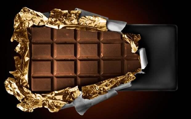 Неутолимая тяга к шоколаду выдает проблемы со здоровьем