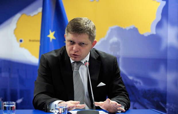 """Премьер Словакии резко раскритиковал """"Северный поток-2"""""""