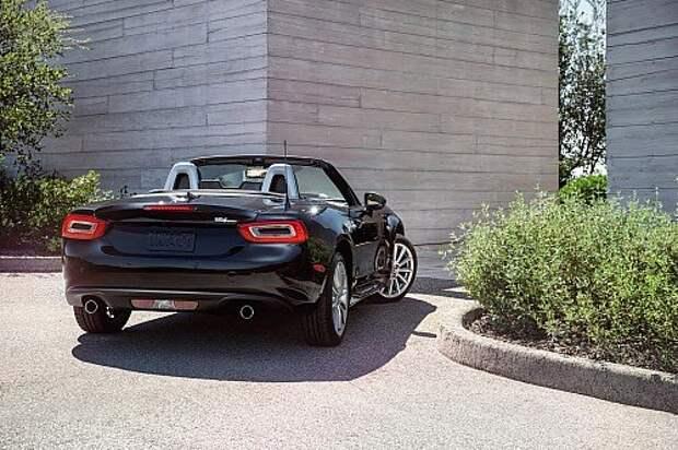 Fiat 124 Spider: а могли бы быть «Жигули»…