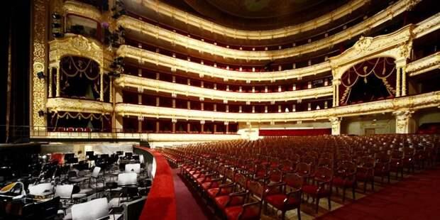 Собянин: В театрах Москвы возобновлены репетиции. Фото: mos.ru