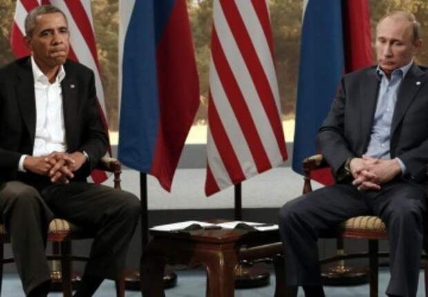 The Week: Путин снова сыграл с Обамой и снова выиграл