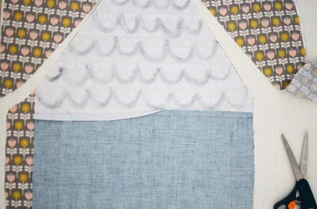 Пошив подушки