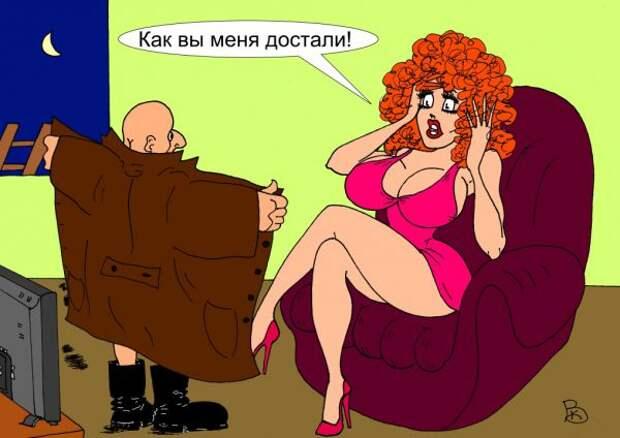 Пятничный сборник анекдотов (11 шт)