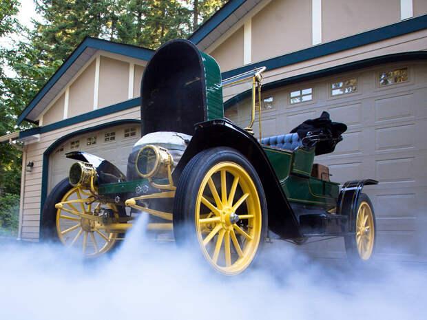 Фрэнсис Эдгар Стенли Изобретение: паровой автомобиль Стенли история, факты