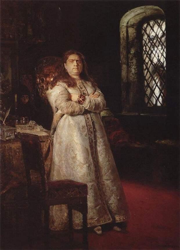 Как сложилась трагическая судьба сестры Петра I, не желавшей оставаться безмолвной царевной