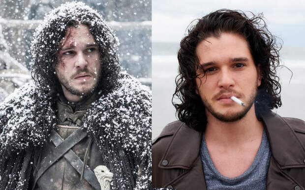 """Вспомнить всё: как выглядят актеры """"Игры престолов"""" в сериале и в жизни"""