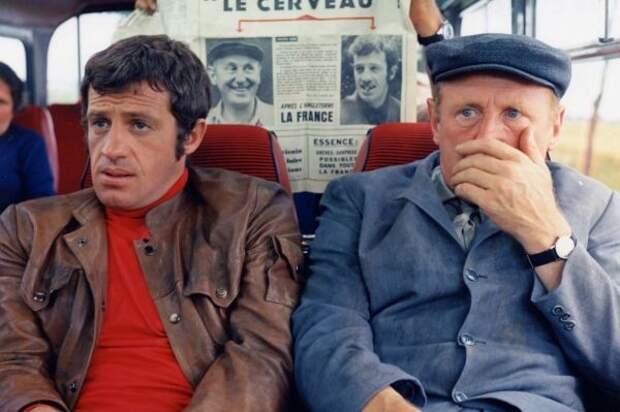 Весь цвет французской комедии. Фильмы и звёзды Жерара Ури