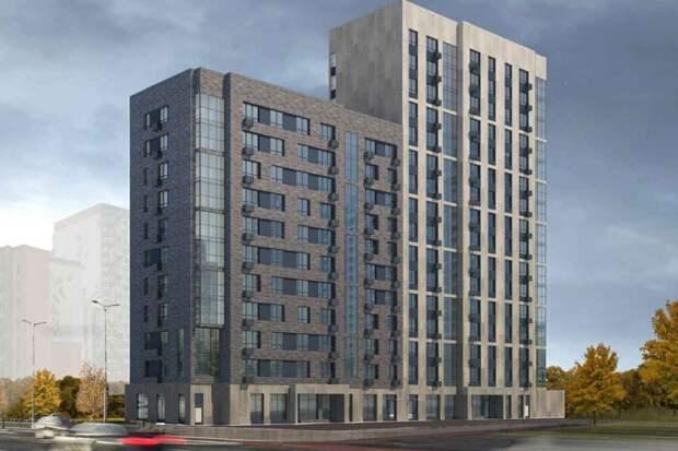 Москомархитектура одобрила проект дома по реновации в Дмитровском