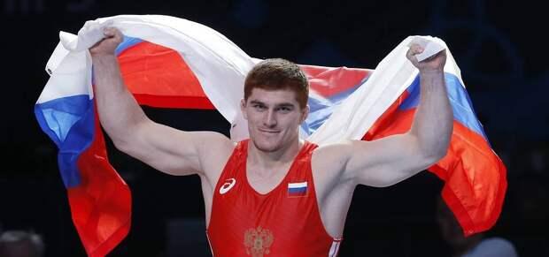 Двукратный чемпион мира Муса Евлоев стал олимпийским чемпионом Токио! Первым среди российских борцов. Наконец-то, есть 13-е золото!