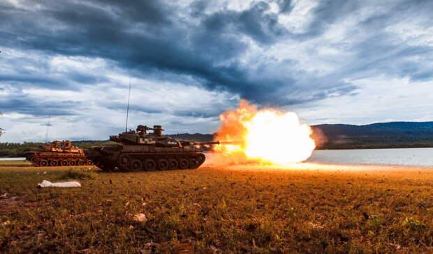 Лучшие танки мира. Рейтинг без политики