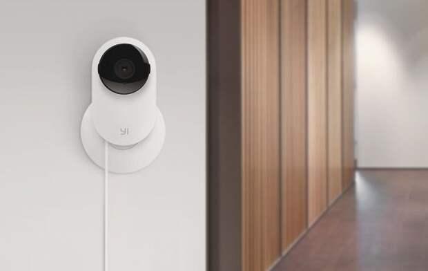 Xiaomi презентовала IP-камеру Yi Smart CCTV с ИК-подсветкой для ночной съёмки