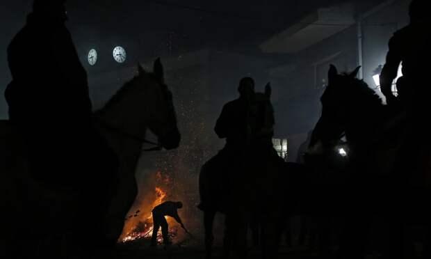 Фестиваль Las Luminarias